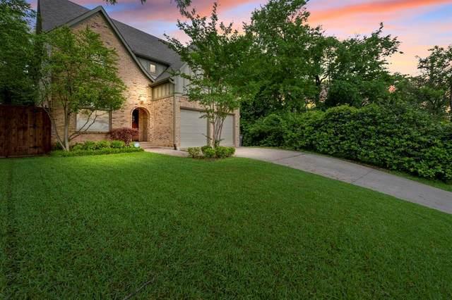 7343 La Vista Drive, Dallas, TX 75214 (MLS #14574511) :: The Good Home Team