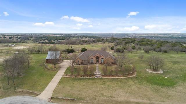 356 Stone Mountain Road, Cresson, TX 76035 (MLS #14574531) :: VIVO Realty