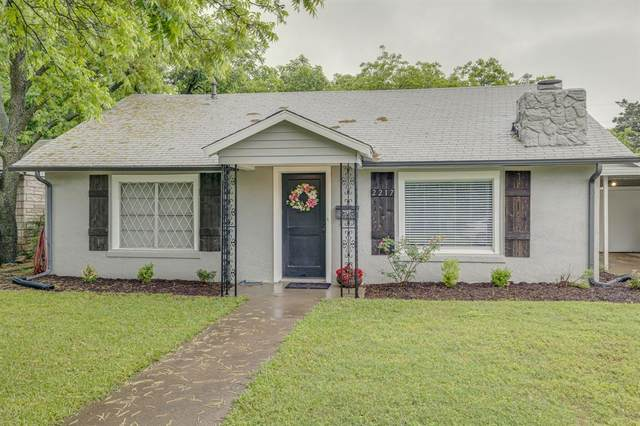 2217 Blandin Street, Fort Worth, TX 76111 (MLS #14574548) :: All Cities USA Realty
