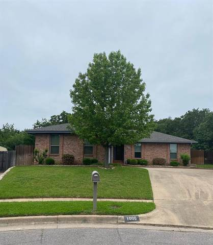 1006 Forest Trail Court, Euless, TX 76039 (MLS #14574551) :: Wood Real Estate Group