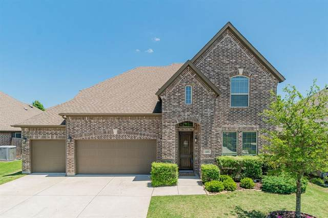 4210 Magnolia Road, Melissa, TX 75454 (MLS #14574564) :: The Tierny Jordan Network