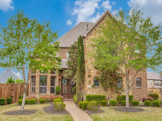 6852 Foghorn Lane, Grand Prairie, TX 75054 (MLS #14574586) :: The Tierny Jordan Network