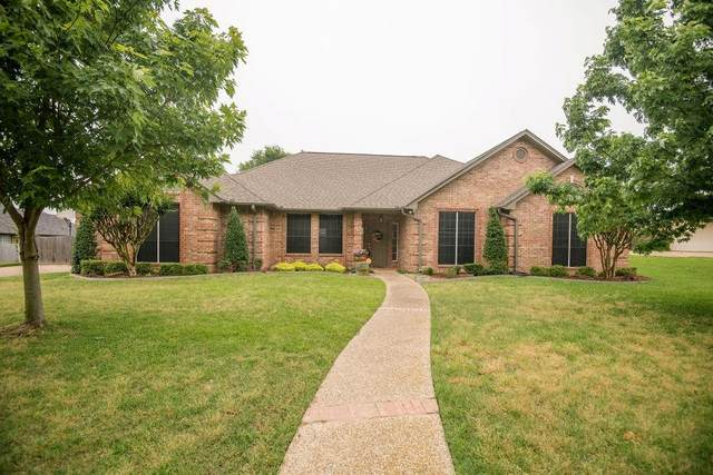 9116 Deerfield Drive, Tyler, TX 75703 (#14574598) :: Homes By Lainie Real Estate Group