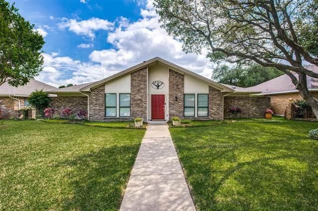 9730 Amberley Drive, Dallas, TX 75243 (MLS #14574613) :: The Hornburg Real Estate Group