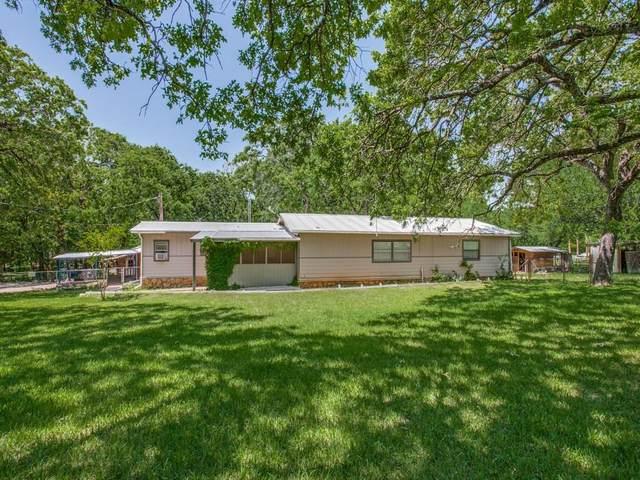 8801 High Lake Road, Alvarado, TX 76009 (MLS #14574644) :: Real Estate By Design