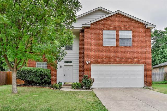 2325 Magnolia Drive, Little Elm, TX 75068 (MLS #14574669) :: Real Estate By Design
