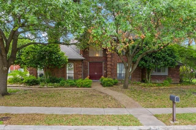 3864 Kelly Boulevard, Carrollton, TX 75007 (MLS #14574696) :: Team Hodnett