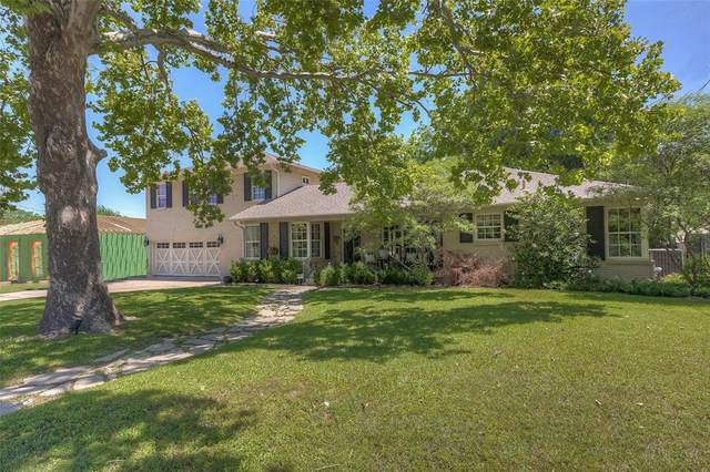 2537 Highview Terrace, Fort Worth, TX 76109 (#14574699) :: Homes By Lainie Real Estate Group