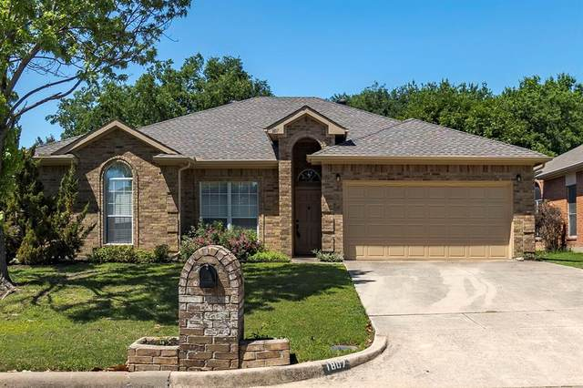 1807 Estates Drive, Mansfield, TX 76063 (MLS #14574721) :: The Hornburg Real Estate Group