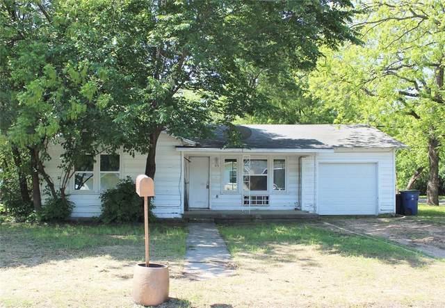 415 W Rucker Street, Granbury, TX 76048 (MLS #14574724) :: The Mauelshagen Group