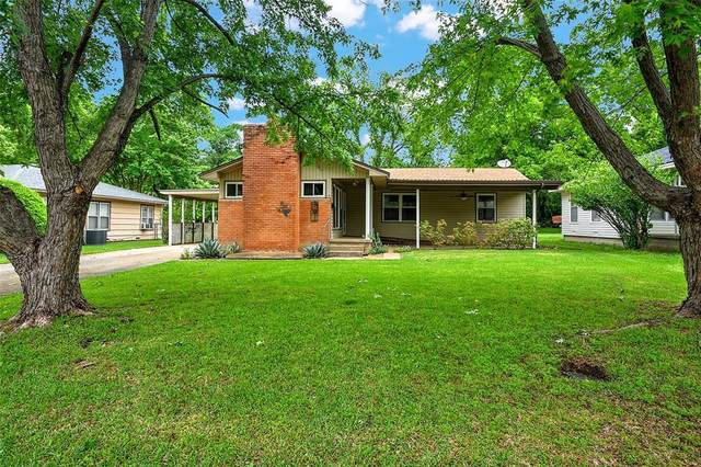 1107 W College Street, Sherman, TX 75092 (MLS #14574732) :: The Tierny Jordan Network