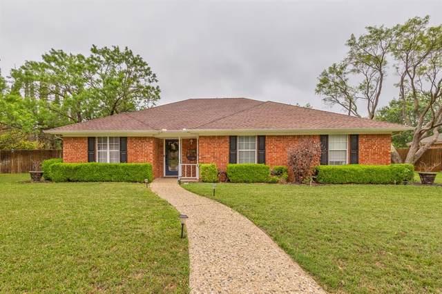 2318 Christopher Drive, Abilene, TX 79602 (MLS #14574748) :: The Kimberly Davis Group