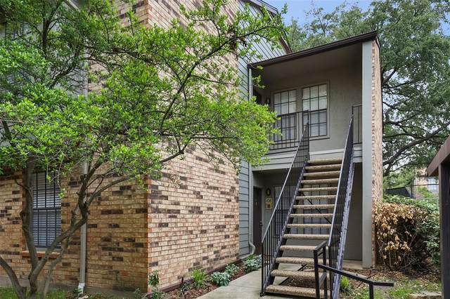 5335 Bent Tree Forest Drive #108, Dallas, TX 75248 (MLS #14574753) :: The Star Team | JP & Associates Realtors