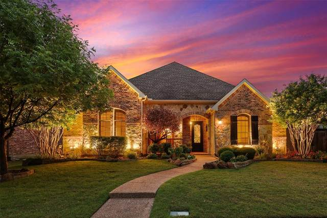 1264 Buena Park Drive, Frisco, TX 75033 (MLS #14574756) :: Real Estate By Design