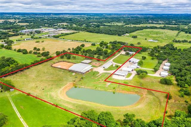 3400 Conveyor Drive, Burleson, TX 76028 (MLS #14574762) :: All Cities USA Realty