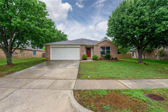 4704 Provence Drive, Denton, TX 76226 (MLS #14574764) :: The Tierny Jordan Network