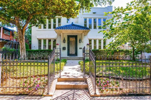 4009 Rawlins Street, Dallas, TX 75219 (MLS #14574775) :: The Tierny Jordan Network