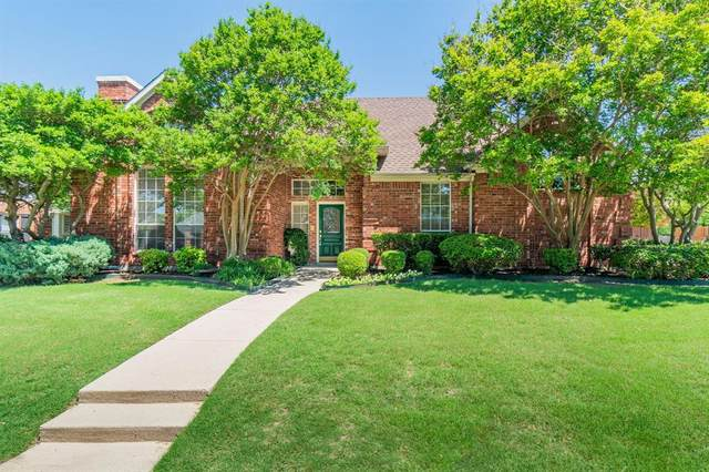 2701 Trophy Drive, Plano, TX 75025 (MLS #14574811) :: Real Estate By Design