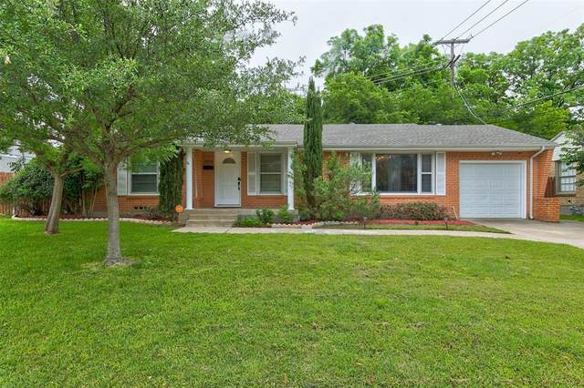 3509 Rogers Avenue, Fort Worth, TX 76109 (MLS #14574824) :: 1st Choice Realty
