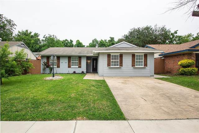 4222 Justice Lane, Garland, TX 75042 (MLS #14574840) :: Rafter H Realty