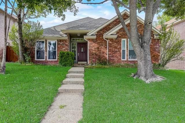 1110 Wild Cherry Drive, Carrollton, TX 75010 (MLS #14574846) :: The Tierny Jordan Network