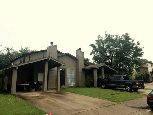 2640 Isbella Drive, Grand Prairie, TX 75052 (MLS #14574849) :: VIVO Realty