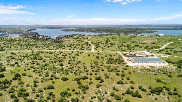 Lot 61 Gaines Bend Drive, Possum Kingdom Lake, TX 76449 (MLS #14574853) :: The Tierny Jordan Network