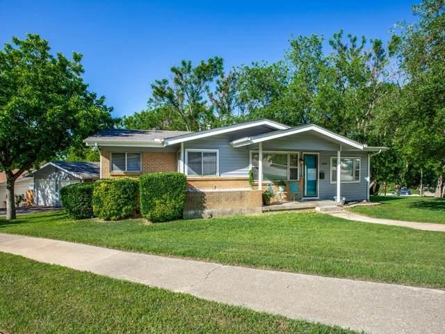4000 Eldridge Street, Fort Worth, TX 76107 (MLS #14574884) :: All Cities USA Realty