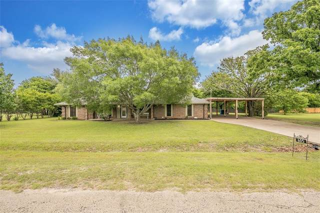 605 Big Creek Road, Willow Park, TX 76087 (MLS #14574885) :: Robbins Real Estate Group