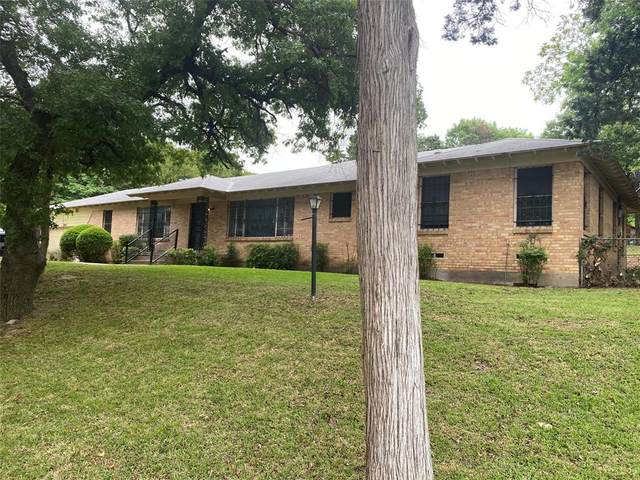 1338 S Corinth Street Road, Dallas, TX 75203 (MLS #14574907) :: All Cities USA Realty
