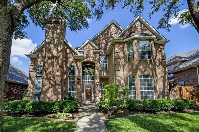 5205 Promise Land Drive, Frisco, TX 75035 (MLS #14574915) :: Craig Properties Group