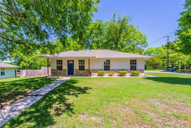 1425 E King Street, Sherman, TX 75090 (MLS #14574924) :: The Tierny Jordan Network