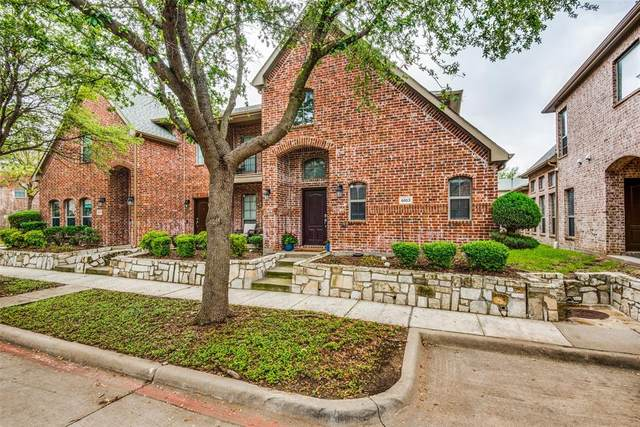 6853 Massa Lane, Frisco, TX 75034 (MLS #14574930) :: Real Estate By Design