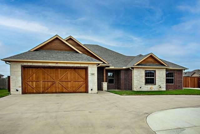 119 Springleaf Lane, Mabank, TX 75147 (MLS #14574931) :: Real Estate By Design