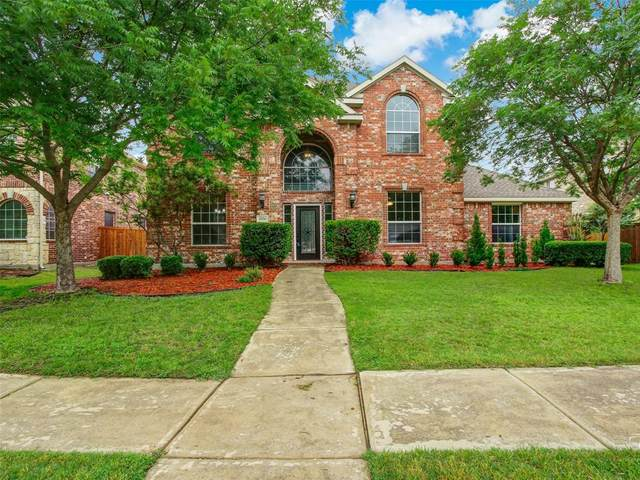 2526 Spindletop Trail, Frisco, TX 75033 (MLS #14574938) :: The Good Home Team
