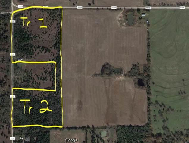 0 County Road 1157, Brashear, TX 75420 (MLS #14574967) :: Real Estate By Design