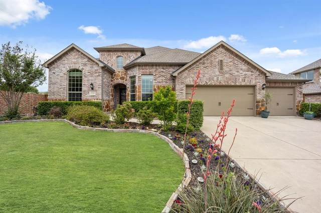 2520 Sunnyside Drive, Mckinney, TX 75071 (MLS #14574976) :: The Mitchell Group