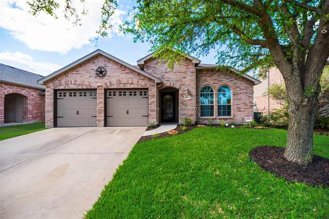 1509 Nighthawk Drive, Little Elm, TX 75068 (MLS #14574991) :: Real Estate By Design