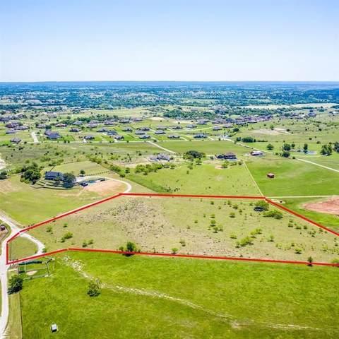TBD Valley View Lane, Weatherford, TX 76087 (MLS #14575001) :: The Tierny Jordan Network