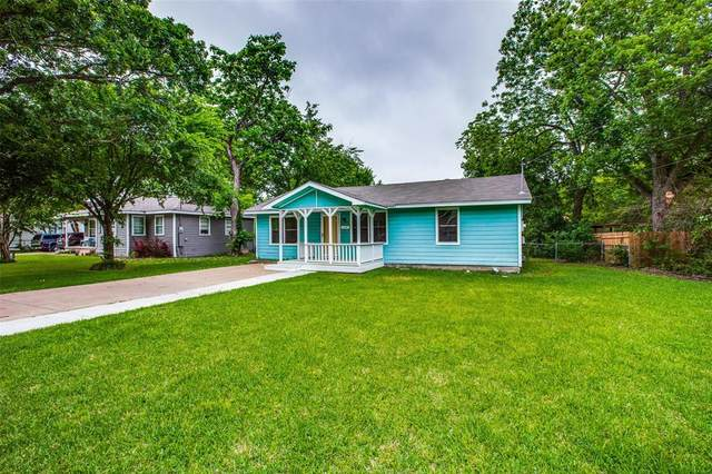 109 E Church Street, Forney, TX 75126 (MLS #14575011) :: The Mauelshagen Group