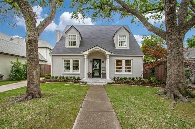 4533 Southern Avenue, Highland Park, TX 75205 (MLS #14575024) :: Maegan Brest | Keller Williams Realty