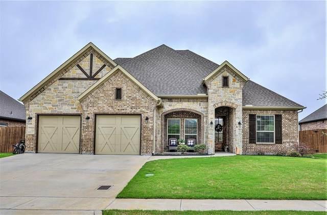 727 Chaparral Road, Sanger, TX 76266 (MLS #14575025) :: Real Estate By Design