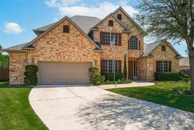 2311 Landwick Court, Corinth, TX 76210 (MLS #14575055) :: Real Estate By Design