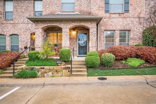 575 S Virginia Hills Drive #3905, Mckinney, TX 75072 (MLS #14575057) :: Premier Properties Group of Keller Williams Realty