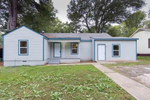 1203 Hughey Drive, Longview, TX 75601 (MLS #14575066) :: VIVO Realty