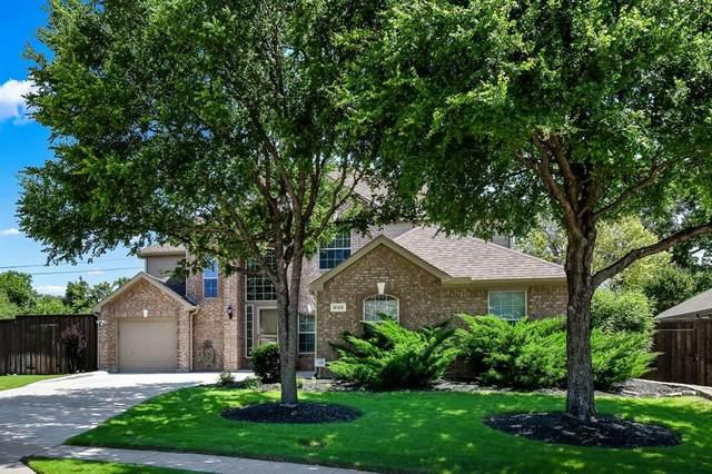 4120 Amhurst Drive, Highland Village, TX 75077 (MLS #14575078) :: HergGroup Louisiana