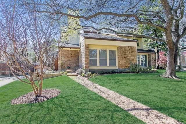 5932 Preston Valley Drive, Dallas, TX 75240 (MLS #14575083) :: 1st Choice Realty