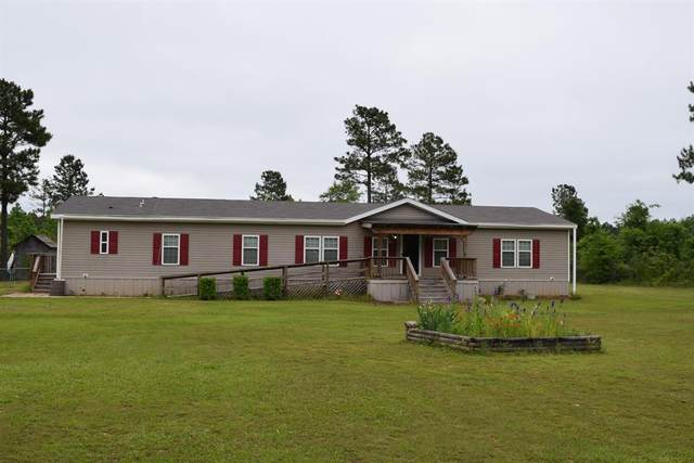 605 Fuller Road, Minden, LA 71055 (MLS #14575097) :: The Mitchell Group