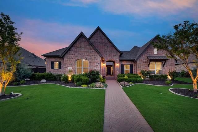 4440 Woodbine Lane, Prosper, TX 75078 (MLS #14575101) :: Real Estate By Design