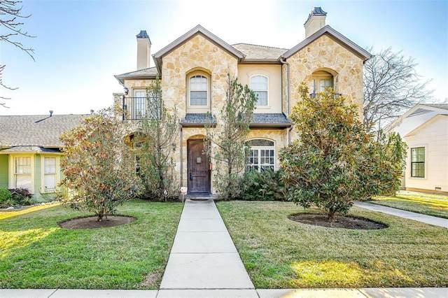 5025 Byers Avenue, Fort Worth, TX 76107 (MLS #14575102) :: Team Hodnett